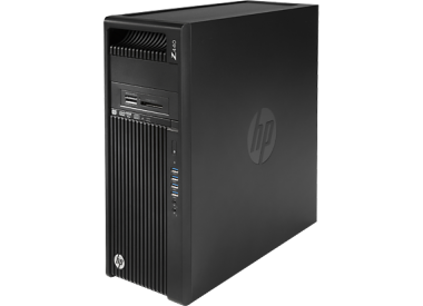 Máy tính HP Z440 Workstation, E5-1620v4 3.5GHz 10MB 4C,8GB,1TB HDD,DVDRW, Nvidia Quadro P600 2GB,K,M,Win10 Pro64,3Y_F5W13AV
