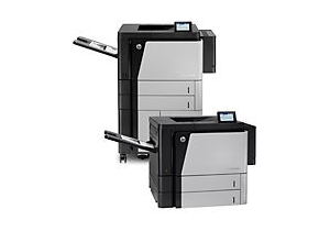 HP LaserJet Enterprise M806 Printer series